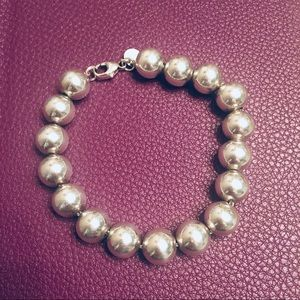 """Tiffany & Co. HardWear Ball Bracelet 7.5"""""""
